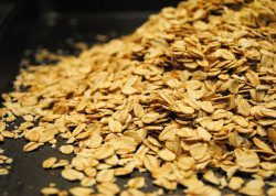 Oats are an anti-estrogenic food