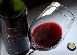 Red wine and grapes are anti-estrogenic foods