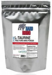 l taurine and testosterone