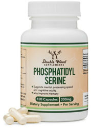 phosphatidylserine supplement