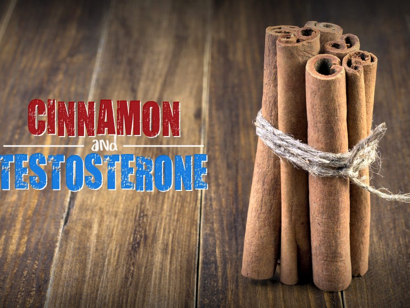 cinnamon and testosterone