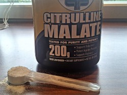 citrulline pre workout