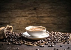 Caffeine increases dht levels