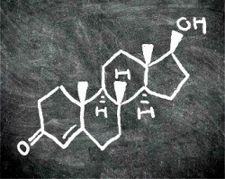 Increase testosterone to increase DHT