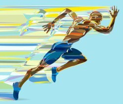 Sprint fast to boost dht levels naturally