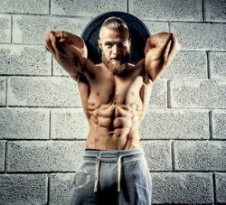 Weight lifting increases dihydrotestosterone levels