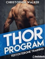 Thor weight training increases testosterone levels