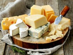 cheese is a source of natural vitamin a