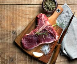 grass-fed beef is high in selenium