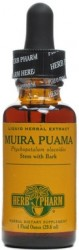 muira puama and testosterone levels