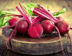 beets are a nitric oxide, erection booster food