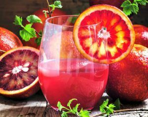 citrus fruit juice