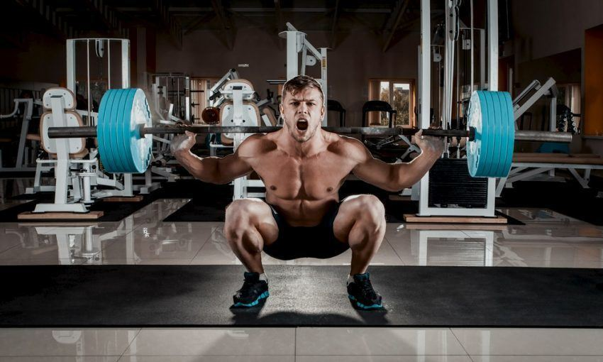 how to build big legs fast at home