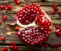 Pomegranate can be considered the natural viagra.