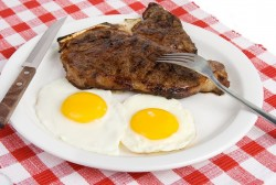 the old school steak and eggs diet by vince gironda