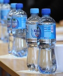 decrease xeno-estrogens by avoiding plastic bottles