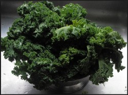 Cruciferous vegetables are anti-estrogenic.
