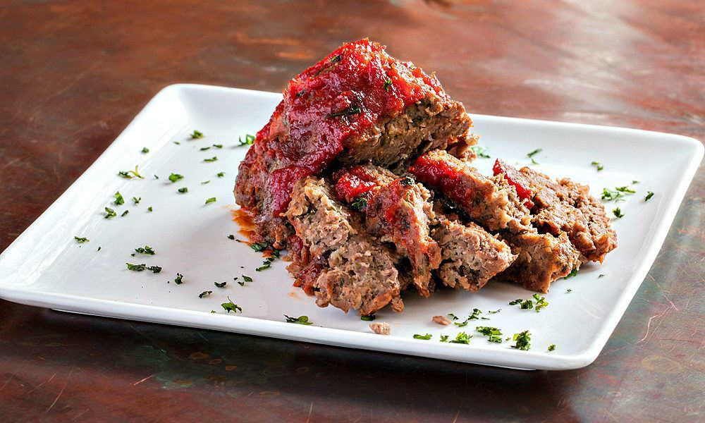 testosterone meatloaf recipe