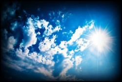 Being exposed to sunlight boosts nitric oxide production