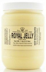 Royal jelly for a testosterone boost