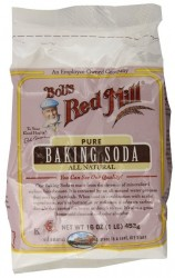 baking soda is a great addition to a high testosterone pantry