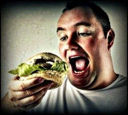Take deficit breaks for dieting and testosterone