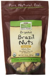 brazil nuts are high in selenium