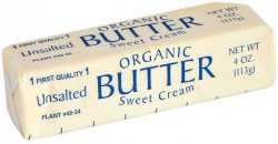 Butter boosts testosterone