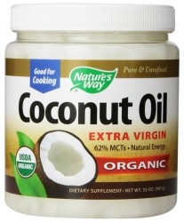 Coconut oil is a testosterone booster