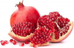 pomegranates are a great food that boost testosterone naturally