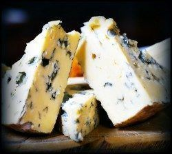 Blue cheese is a testosterone boosting food