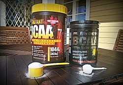 bcaas in preworkout supplements