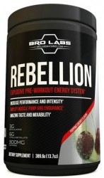 pre-workout supplement rebellion