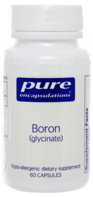 Boron is an anti estrogen supplement and estrogen suppressant