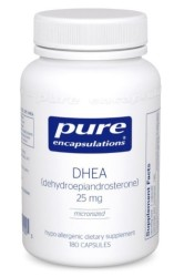 dhea and testosterone production