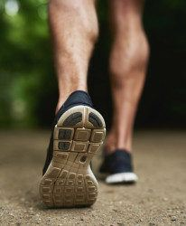 There are many walking testosterone benefits