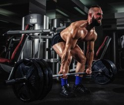 reverse pyramid training for serious size and testosterone