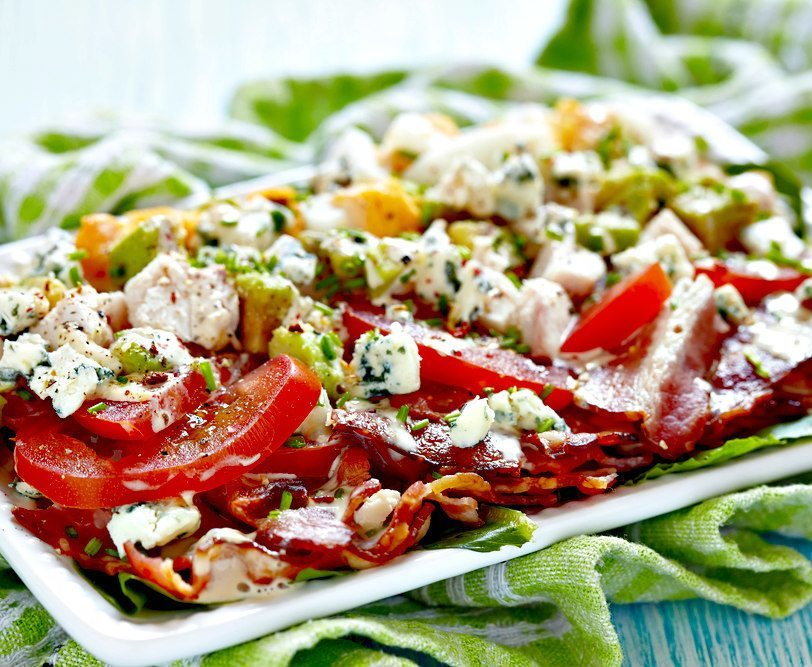 mens salad recipe