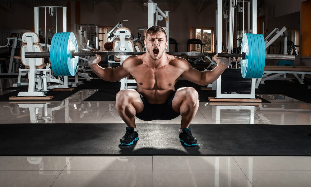 how to build defined muscular legs