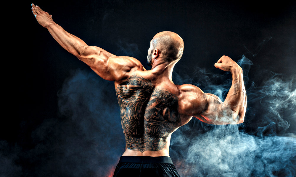 How to Build Big Broad Shoulders Fast as Natural Trainer