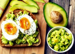 avocado is a rich natural food source of potassium