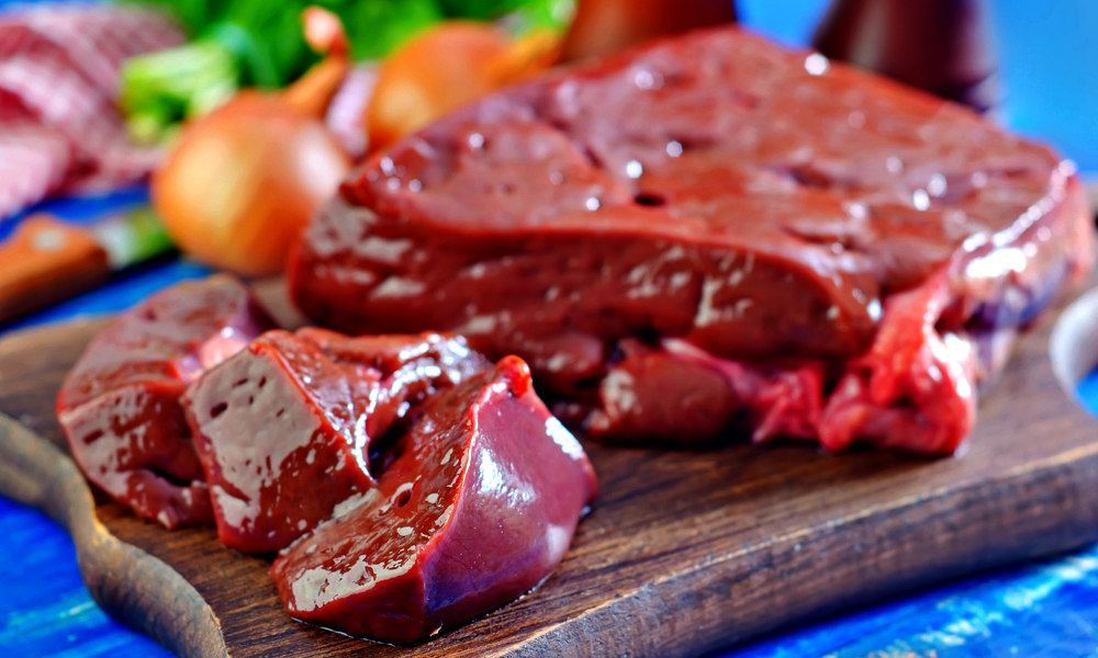 foods high in choline
