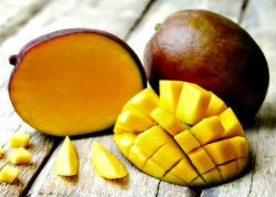 mango is one of the foods with high vitamin c