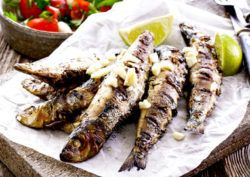 sardines are good natural source of selenium