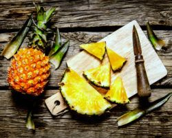 vitamin c foods pineapple
