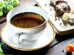 Bone broth is food good for brain health