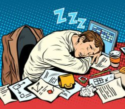 improve sleep to improve productivity