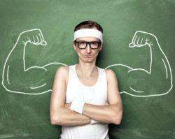 muscle loss hormone imblance