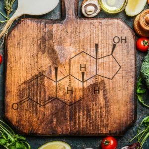 do vegan diets lower testosterone levels