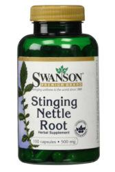 stinging nettle and male testosterone production